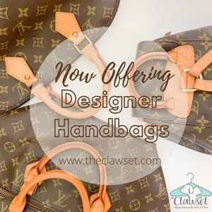 Handbags - Louis Vuitton, Chanel, Hermes, and MORE!